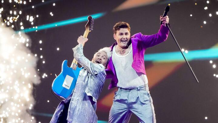 Slagtet af juryerne - men elsket af tv-seerne:  Så tæt var på Danmark på en plads i Eurovision-finalen