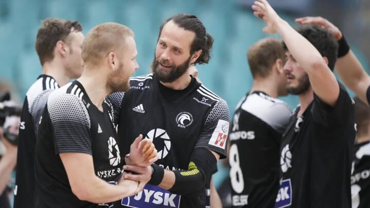 Nøddesbo slutter karrieren med DM-finale: 'Jeg vil stoppe med guldet om halsen'