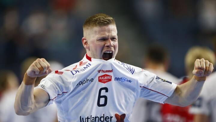 Aalborg Håndbold tager historisk sejr: Er sensationelt i Champions League-finalen