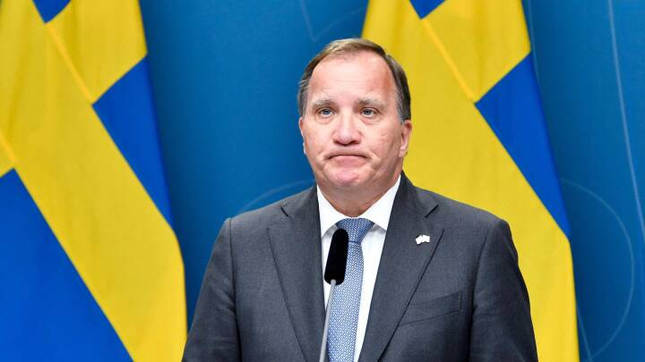 LIVE Skæbnedag for Sveriges statsminister: Stefan Löfven taber mistillidsafstemning