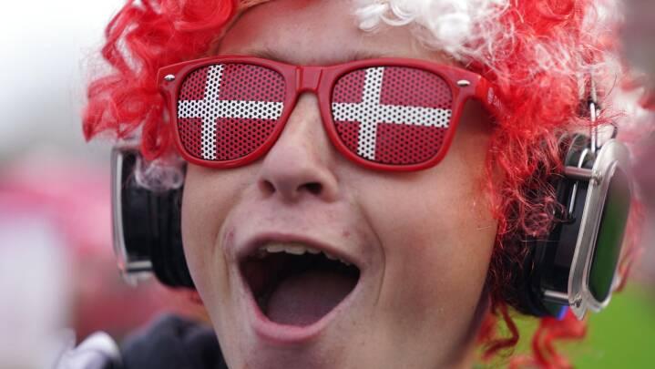 Tak for dansen, Danmark: Se de bedste billeder fra EM-festen på hjemmebane