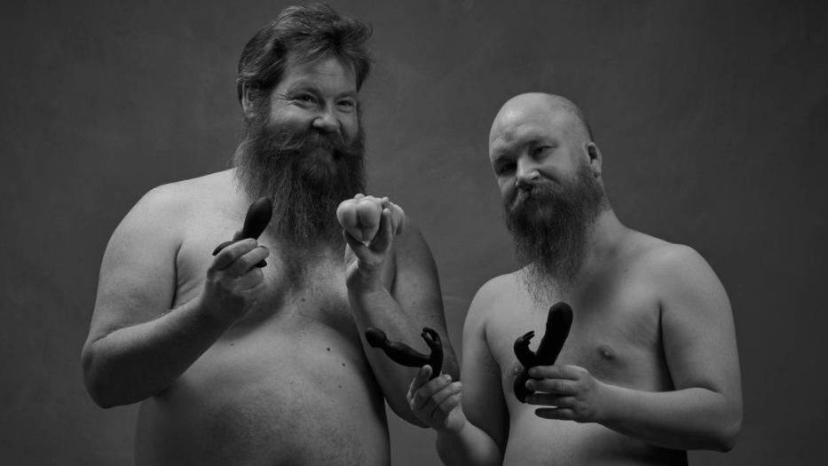 'Stående mundfuld', 'Tronekysset' og 'Flamingo': Norsk sexguide vækker opsigt