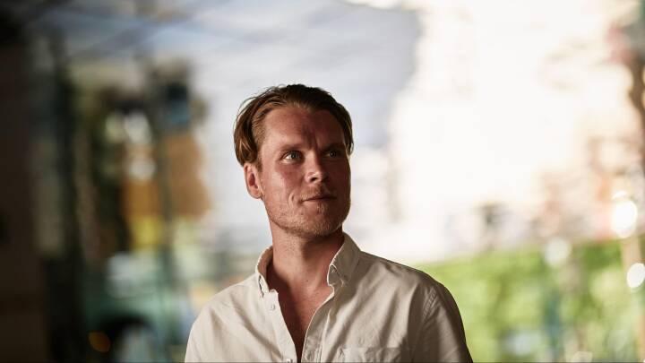 Dansk skuespiller spiller overfor de største Hollywood-stjerner i ny film: 'Er du gal mand, jeg var nervøs'