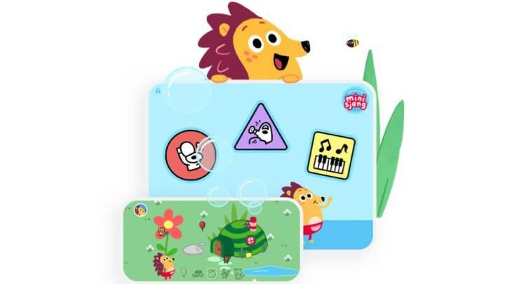 Minisjang-appen