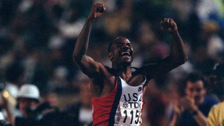 Verdens vildeste konkurrence: Powells 'perfekte spring' var så langt, at hårene stadig rejser sig 30 år senere