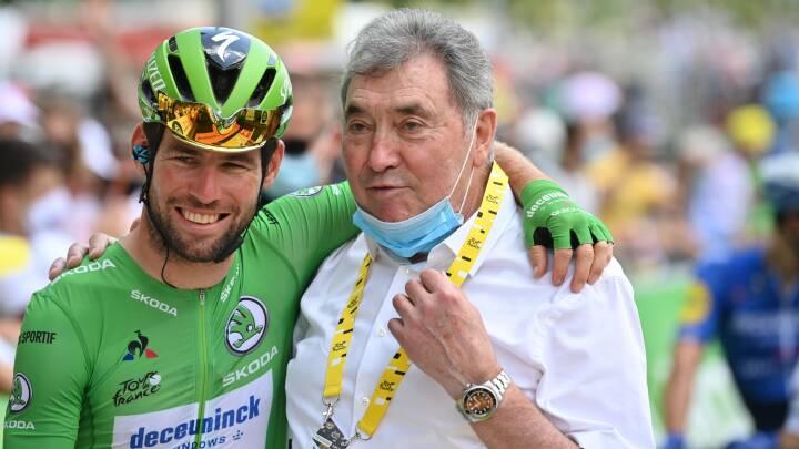 BILLEDER Mark Cavendish' 34 Tour de France-etapesejre, der sikrede ham legendestatus