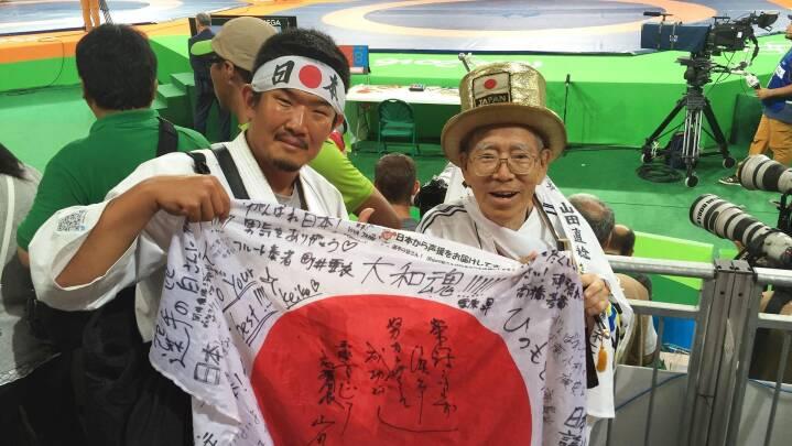 Japansk superfan brugte 230.000 kroner på OL-billetter: 'Jeg græder, hver gang jeg ser billetterne'