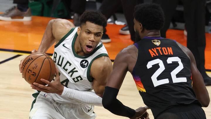 'Greek Freak' og Milwaukee Bucks kan vinde holdets første NBA-titel i 50 år