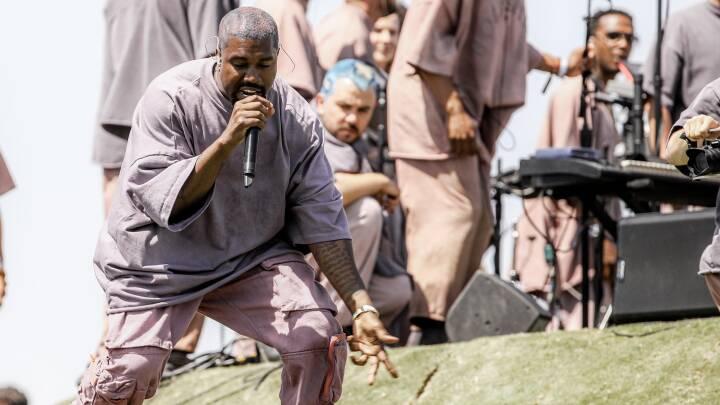 Nyt Kanye West-album lander på fredag