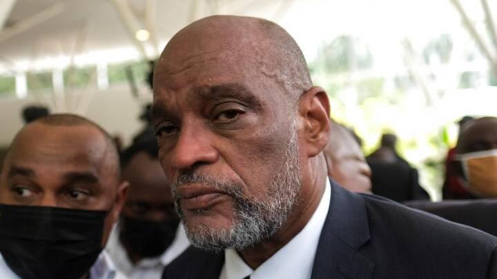 Ny premierminister i Haiti