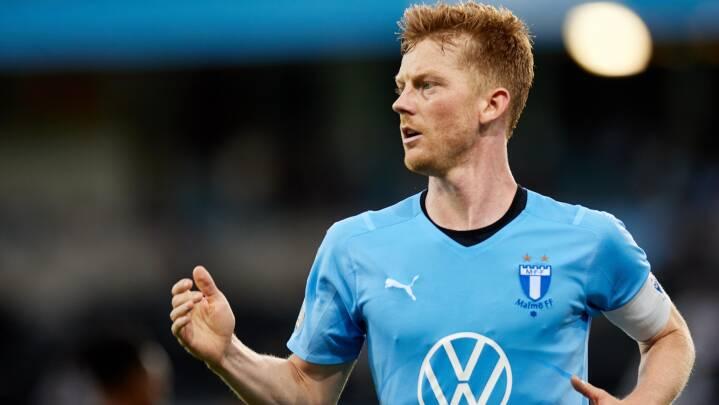 Dansk landsholdsspiller blev matchvinder, da Malmø slog HJK Helsinki