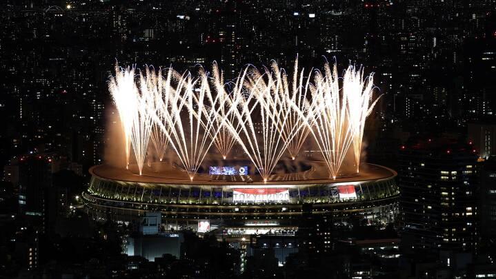 Se billederne: Åbningsceremonien ved OL er i gang