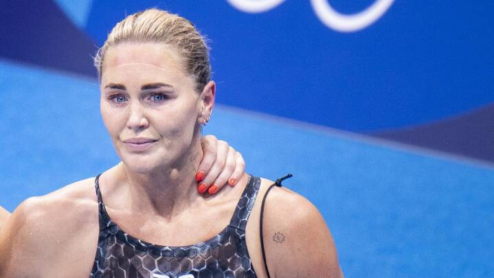 Jeanette Ottesen satte punktum for karrieren med 8.-plads i OL-finale