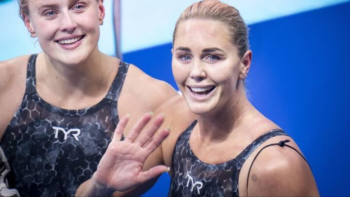 Danmarks medalje-dronning stopper karrieren efter OL-exit: 'Jeg græd, da jeg slog hånden i væggen'