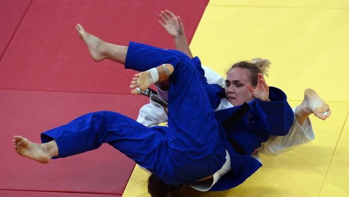 Dansk judokæmper færdig ved OL