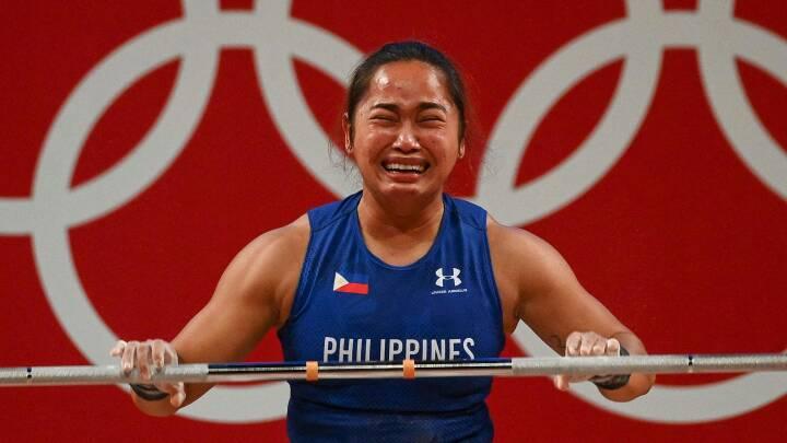 Hun kom fra 'ingenting' og vandt nationens første guldmedalje: 'Er jeg nationalhelt nu?'
