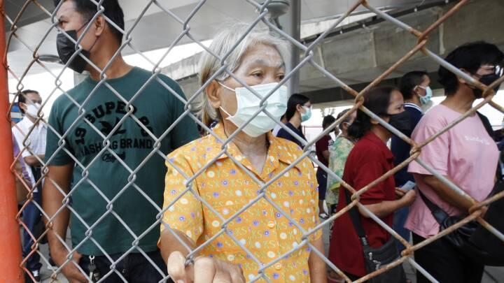 Thailand sætter daglig rekord i antal smittede og døde