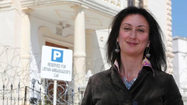 Ny rapport: Malta undlod at beskytte undersøgende journalist, der senere blev dræbt