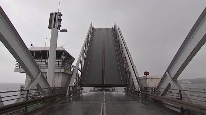 Bremse skal forhindre, at 380 tons broklap løber løbsk igen
