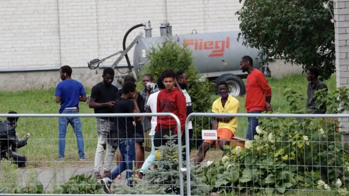 Med rutefly fra Erbil til EU: Litauen anklager Hviderusland for at fragte irakiske migranter direkte til grænsen