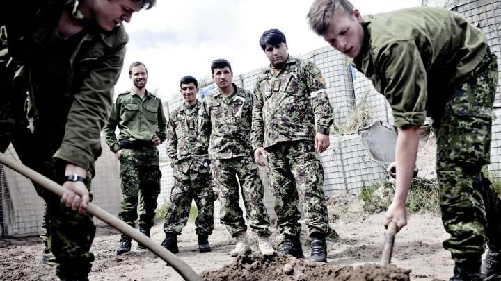 Tidligere forsvarschef: Afghanske tolke skal hjælpes nu - om få måneder er det for sent