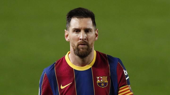 Messi forlader FC Barcelona
