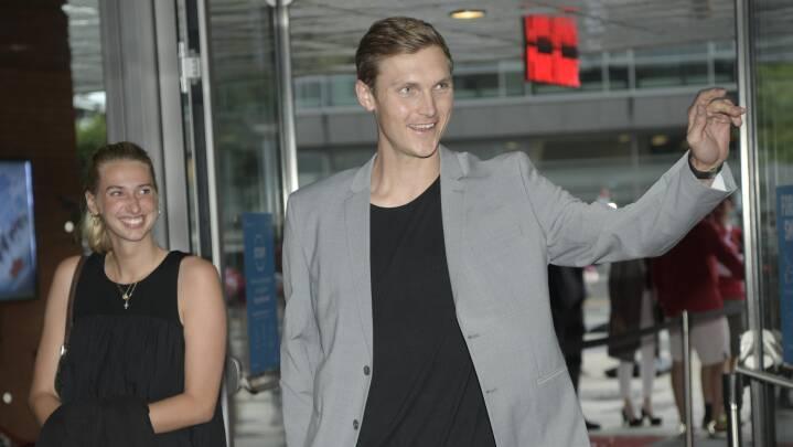 Hyldet af kronprinsen: De sidste danske OL-atleter er kommet hjem fra Tokyo