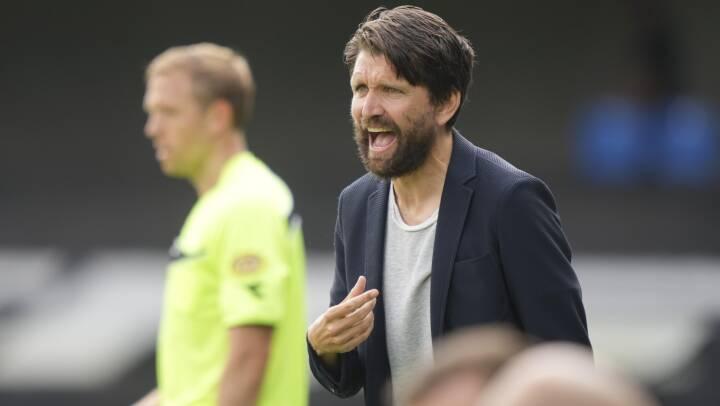 Peter Hyballa stopper som træner i Esbjerg fB
