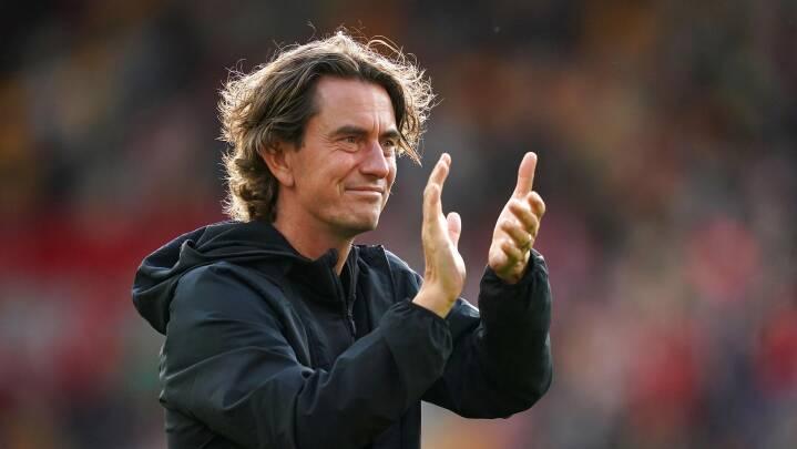 Nu får han svært ved at gemme sig i London: Dansk træner træder ind på fodboldens største scene i aften