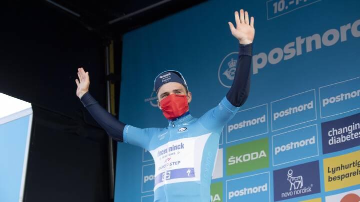 Belgisk cykelkomet sikrer den samlede sejr i PostNord Danmark Rundt efter triumf på Frederiksberg