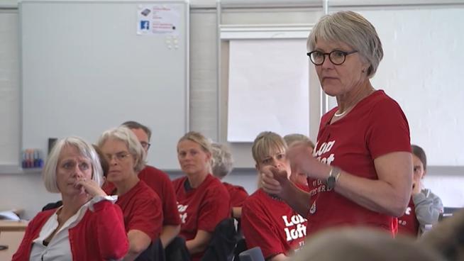 Sygeplejersker truer med at sige fra overfor overarbejde: 'Jeg kan ikke se, vi har andre udveje'