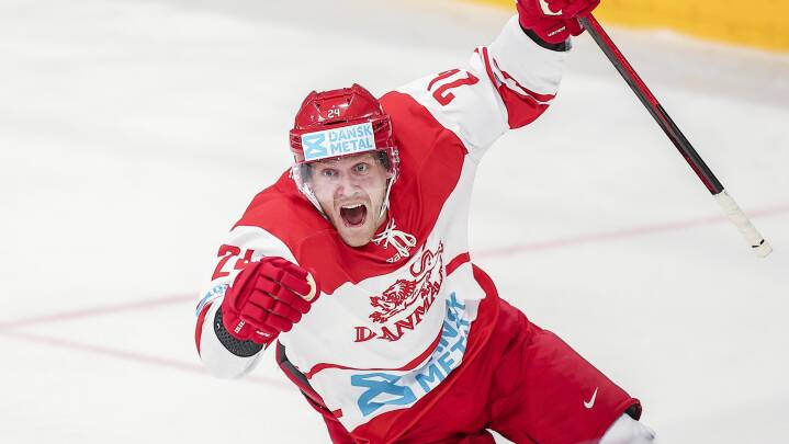 'Det her er det største nogensinde i dansk ishockey': Danmark skal til OL