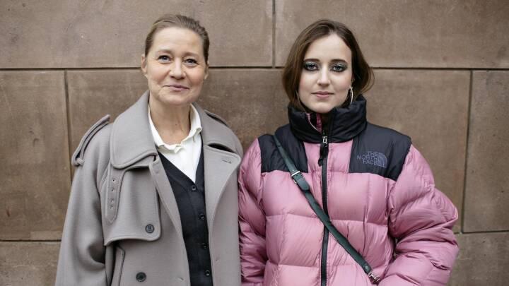 21-årigt stjerneskud imponerer Trine Dyrholm: 'Hun har hele pakken'