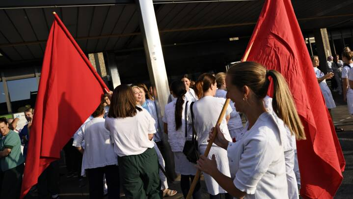 Danske Regioner hiver sygeplejersker i Arbejdsretten: 'Det er en bøde, vi er villige til at tage'