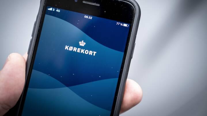 Kæmpe kø til køreprøver: Elever må rejse fra Sjælland til Bornholm
