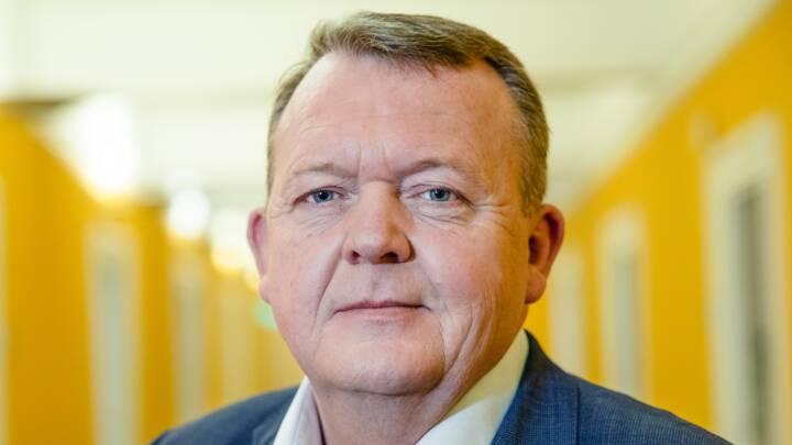 Løkke har samlet underskrifter nok: Vi er ikke et parti endnu