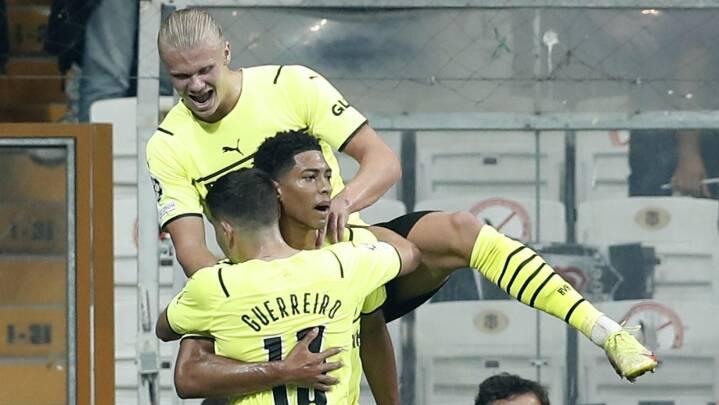Teenager lyner i Dortmund-sejr