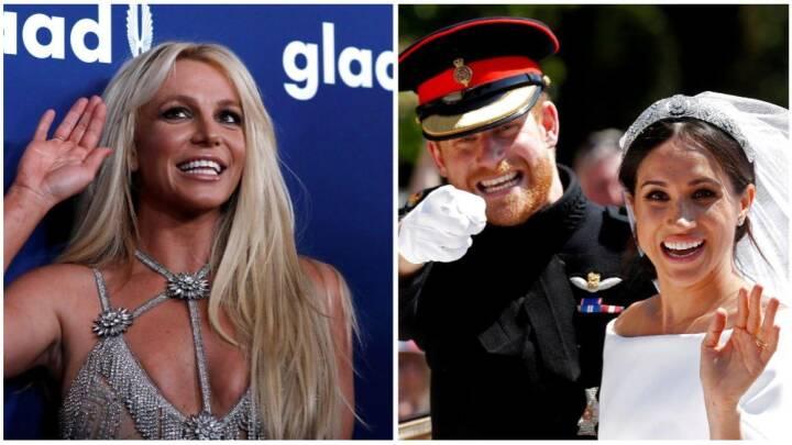 Britney Spears side om side med Harry og Meghan på liste over de mest indflydelsesrige personer i verden