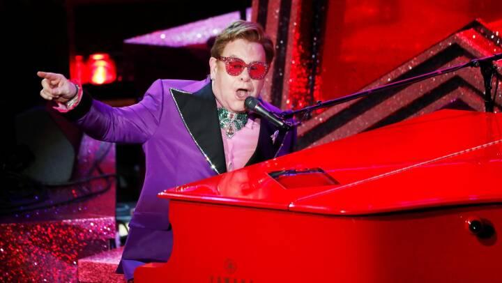 København må vente: Elton John udskyder sin farvel-turné til 2023