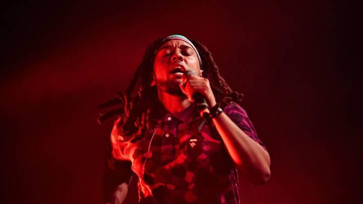 Storhittende rapper blæste publikum bagover til vild festival-debut: 'Hold kæft, han ejede den scene!'
