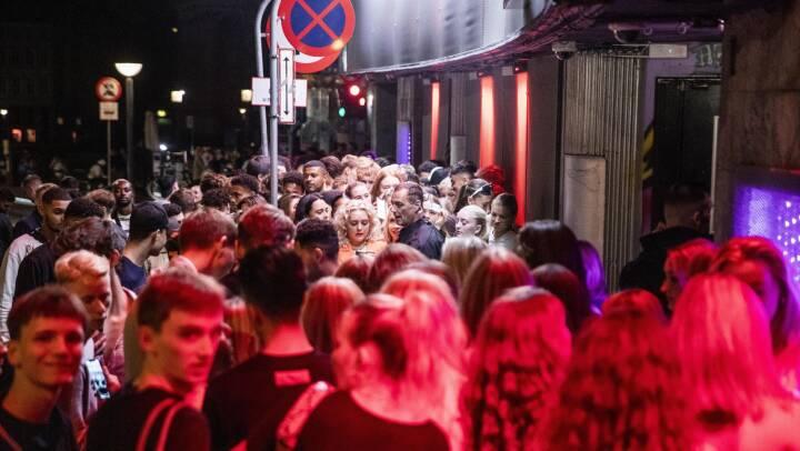 Nattelivet er tilbage: Gæsterne går oftere i byen, kommer tidligere og bliver længere