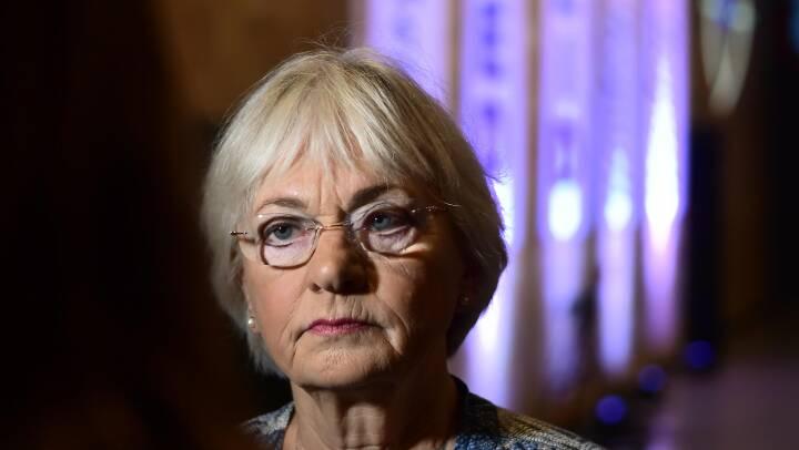 Pia Kjærsgaard om uro i partiet: 'Det er ikke nemt eller hyggeligt'