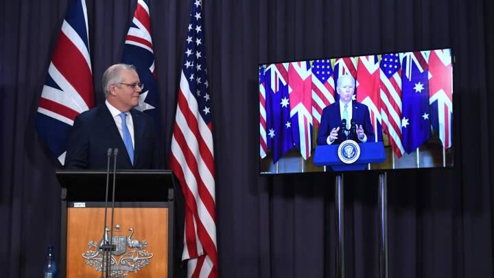 Australien svarer igen i ubådsstrid med Frankrig: 'De vidste, at vi havde alvorlige bekymringer'