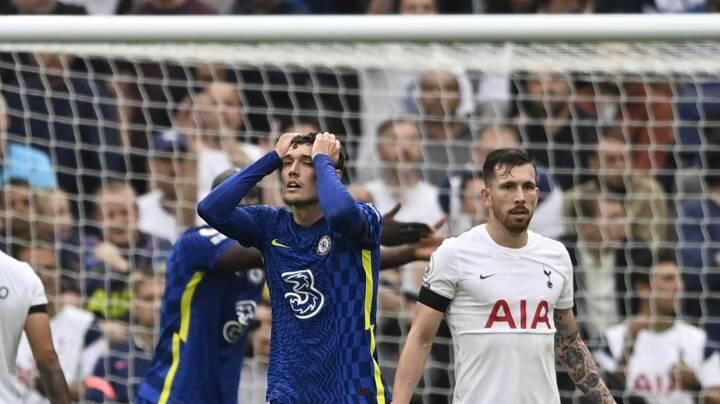 Topholdet Chelsea slår Tottenham i danskermøde