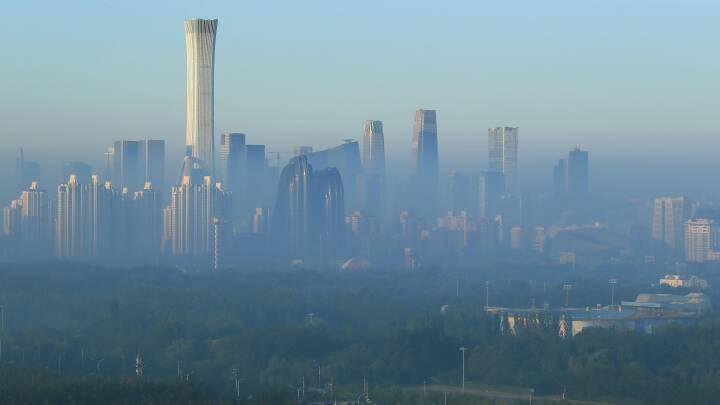 Kinesisk ejendomsgigant truet af kollaps: Kan det blive starten på endnu en finanskrise?