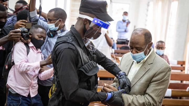 Hotel Rwanda-helt fundet skyldig i terroranklager