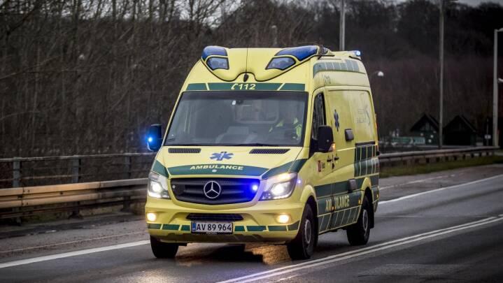 Din adresse bestemmer, hvor hurtigt ambulancen sendes afsted: Urimeligt mener patientforening
