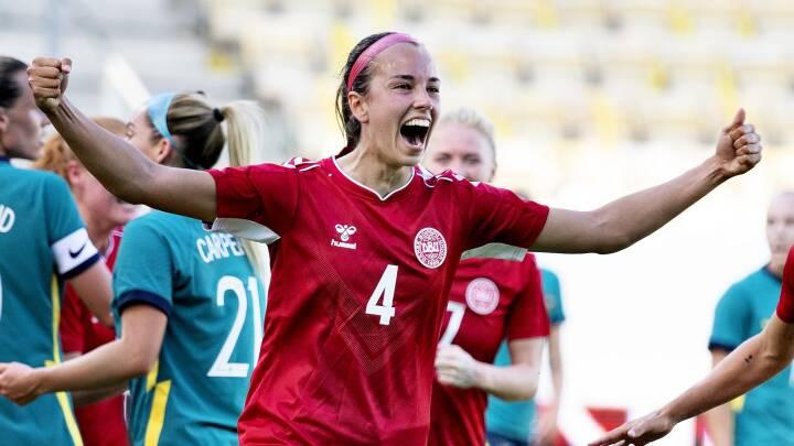 Rikke Sevecke har god grund til store armbevægelser: 'Hun har hele pakken'