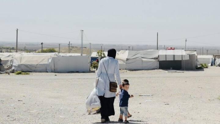Stævner staten for brud på konventioner: 'Børn i syriske lejre risikerer at dø'