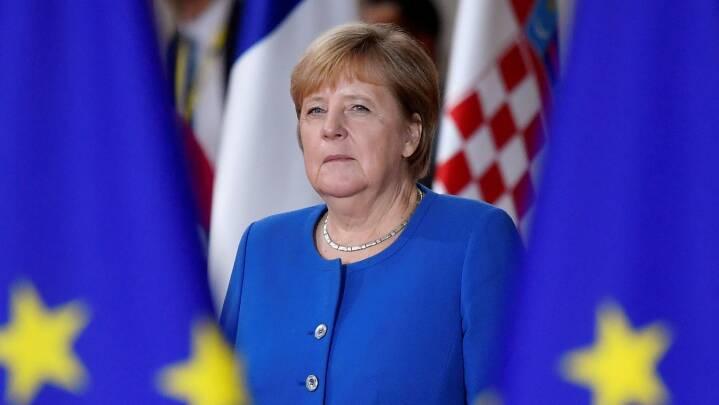 Merkel er den ubestridte leder af Europas politiske tæskehold. Hendes exit efterlader Europa i et magttomrum